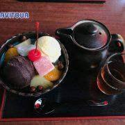 Anmitsu, món ăn giải nhiệt mùa hè của Nhật Bản