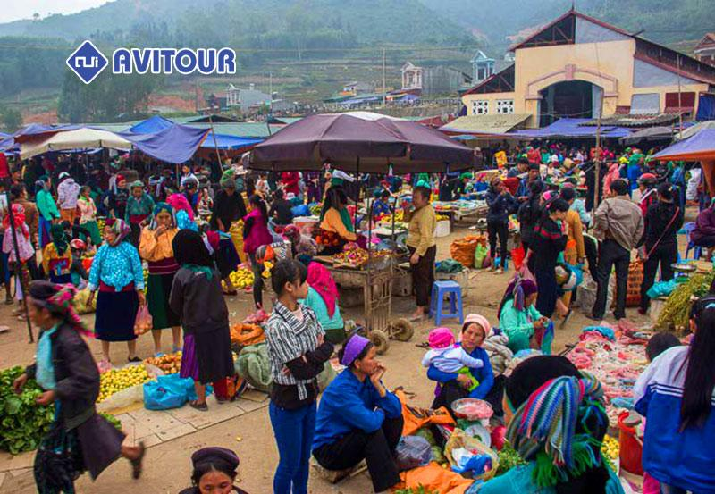 Chợ phiên Hà Giang
